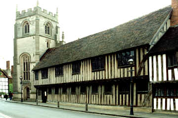 Shakespeare's Grammar School